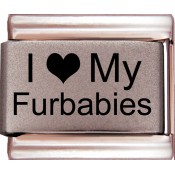 Laser I Love My Furbabies