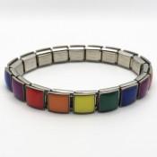 Limited Edition Gay Pride Flag LGBT Bracelet