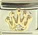 FINAL SALE CZ Crown