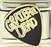 FINAL SALE Grateful Dead Black Guitar Pick