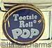 FINAL SALE Grape Tootsie Roll Pop