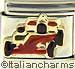 Red Formula One Race Car