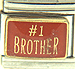 1 Brother on Red