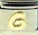 Disney Gold Letter G