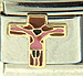 Crucifix with Black Cloth