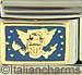 Blue Presidential seal