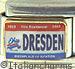 Dresden Ohio License Plate