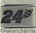 Laser 24 Racing Flag