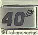 Laser 40 Racing Flag