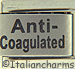 Laser Anti-Coagulated