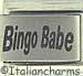 Laser Bingo Babe