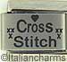 Laser Cross Stitch with XXX