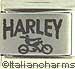 Laser Harley Motorcycle