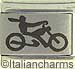 Laser Motorcycle Rider