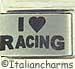 Laser I Love Racing