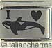 Laser I Love Whales
