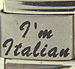 Laser I'm Italian