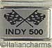 Laser Indy 500 Racing Flags