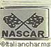 Laser Nascar Racing Flags