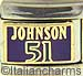 Licensed Baseball Arizona Diamondbacks Johnson 51