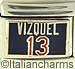 Licensed Baseball Cleveland Indians Vizquel 13