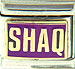 FINAL SALE  Licensed Basketball L.A. Lakers SHAQ