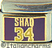 Final Sale Licensed Basketball Los Angeles Lakers Shaq 34