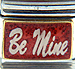Be Mine on Sparkle Red