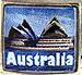 Australia with Sydney Opera House