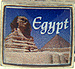 Egypt with Sphinx and Pyramid
