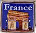 France with Arc De Triumph