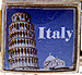 Italy with Leaning Tower of Pisa