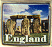 England with Stonehenge