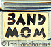 Band Mom on Gold
