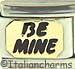 Black Be Mine on Gold