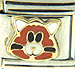 FINAL SALE Orange Cat Face