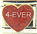 4 Ever in Red Heart