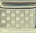 Laser Checkerboard Bracelet Link