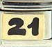 FINAL SALE Black 21
