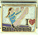 I Love Pilates with Woman