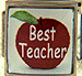Apple with Best Teacher