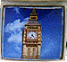 Big Ben on Blue Sky