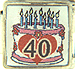 Celebration Cake 40